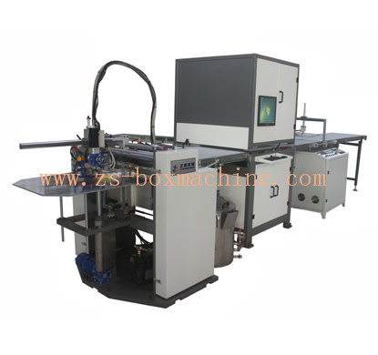 <b>ZS-6418S</b> Automatic Gluing & Positioning Machine(Visual Robotic Positioning)