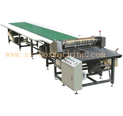 <b>ZS-650C/850C</b> Paper Feeding & Gluing Machine(Manual Feeding)